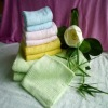 2012 Fashionable Bamboo Fiber Face Towel