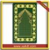 2012 Hot sale ! Muslim Green prayer mat CTH-222