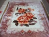 2012 Meiyi hot selling polyester mink blanket