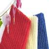 2012 New Style Bamboo Fiber Face Towel