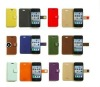 2012 Table talk flip leather case for iphone 4,accept paypal