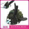 2012 fancy party feather headband