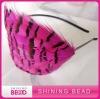 2012 fashion feather headband
