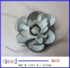 2012 fashion new feather flower head flower corsage flower in China