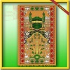 2012 fashionable prayer mat for muslim CTH-107