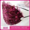 2012 hot sale fashion feather headband