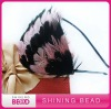 2012 hot sell feather headband
