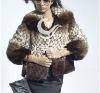 2012 italian design mink fur coats