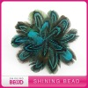 2012 new style real feather hairband