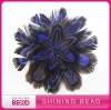 2012 new style real feather hairband,feather headband