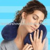2012 the most attractive travel neck pillow(u shape)