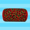 2012 the newest design and fashional christmas tube pillow