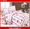 2012new design 100%cotton 4 pcs set