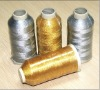250D/3  polyester Metallic sliver Thread