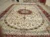 260L Silk&wool handmade carpet