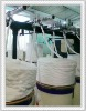 30/3 Raw White 100% Spun Polyester Sewing Thread