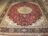 300L silk carpet ,persian handknotted carpet