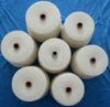 30s/1 recycled 100% polyester spun yarn