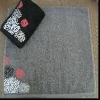 32s/2 Cotton Bath Towel in Square