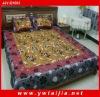 3PCS New style fashion and luxury printed anole bedding set