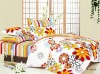 4-7pc100% COTTON home textile bed cover bedspread linens