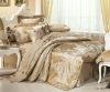 4 pcs charm flower bed sheet set