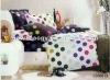 4 pcs reactive printing bedding set