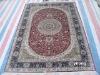 4 x 6 silk persian carpet
