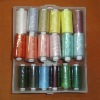40/2 ring spun polyester yarn