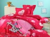 40s Reactive Printed Cotton Bedding Set