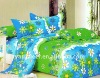 4PCS 100%Cotton Cartoon Bedding Set