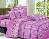 4PCS 100% Cotton Reactive Bedding Set