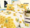 4PCS 40S PRINTED COTTON BEDDING SHEET
