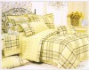 4pcs Printed bedding set