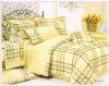 4pcs Printed bedding set