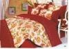 4pcs Satin Bedding Set