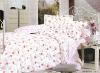 4pcs cotton bedding sets home textile
