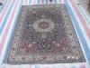 4x6 silk carpet india