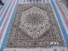 4x6 silk persian carpet rug