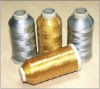 500D/3  polyester Metallic sliver Thread