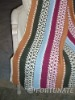 """50x60"""" 100% Acrylic knitted throw blanket"""