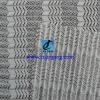 5540 nylon spandex bright wheat flower mesh fabric