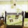 6-9pcs baby crib bedding set