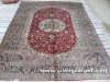 6 x 9 silk area rugs
