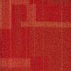 60x60 SYGNU 05-7 Nylon Red Office Carpet Tiles