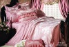 6pcs Embroidered Bed Sheet