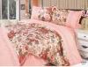 7pcs printed bed set