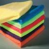 80% Polyester and 20% Polyamide Fabric microfiber towel