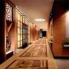 80 wool& 20 nylon hospitality corridor carpet