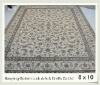 8x10 Chinese handmade 100% natural silk turkish double knotted Oriental teppich handels carpet and rugs